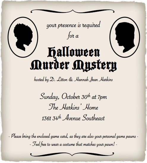 Murder Mystery Dinner Sheet Free: 47 Best Images About -Murder Mystery Dinner Party- On