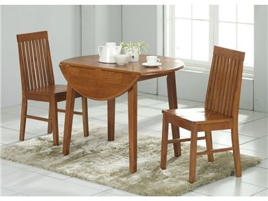 Shop For Ligo Products Standard Height 40 Round Table With Two 9 Drop Leaf Qch 011 27 And