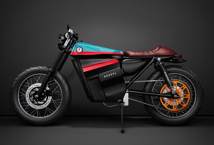 Honda Electric Cafe Racer   – Wicked Roundup