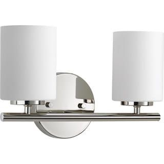 Shop for Progress Lighting P2158-104 Replay 2-light Bathroom Fixture. Get free delivery at Overstock.com - Your Online Home Decor Destination! Get 5% in rewards with Club O! - 19005284