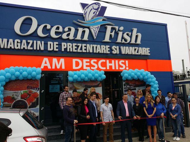 Ocean Fish, producator specializat in produse din peste, a inaugurat un nou magazin, in comuna Afumati, DN 2, Km. 14, nr. 72, jud. Ilfov. Si, pentru ca operatiunile cotidiene sa curga lin ca pestele, a ales sa-si creeze fluxul de lucru cu ajutorul solutiilor noastre la cheie pentru #retail: echipamente performante pentru comert modern si #software SmartCash RMS. Click pentru schita completa de dotare a magazinului: http://www.magister.ro/portfolio/ocean-fish-afumati/