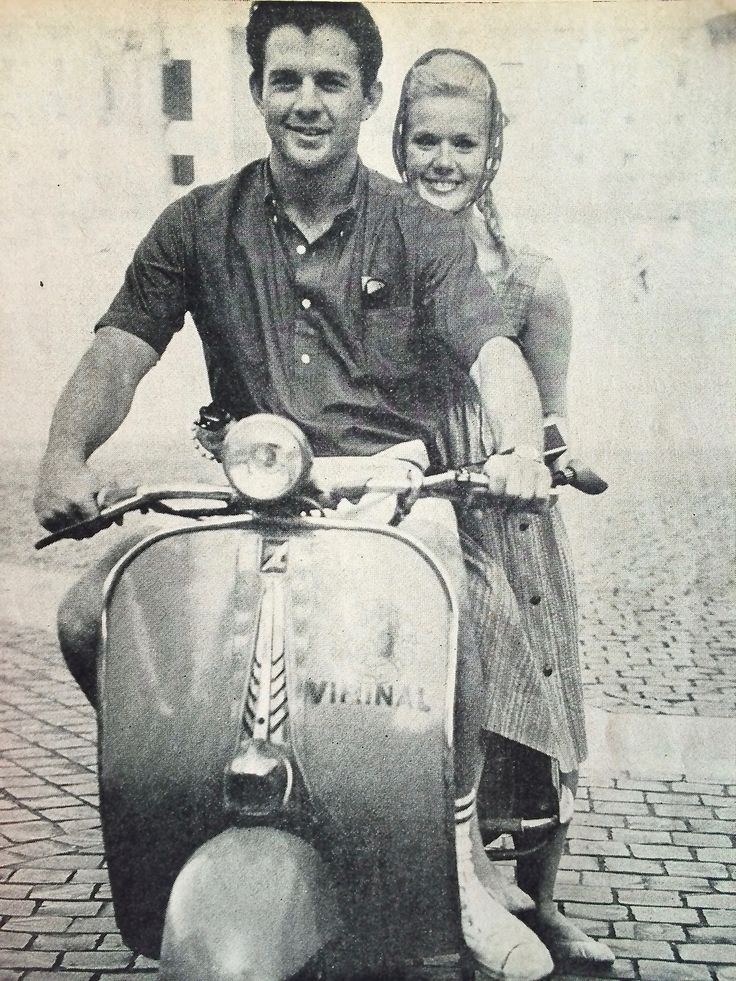 Connie Stevens and Jim Stacy, 1963