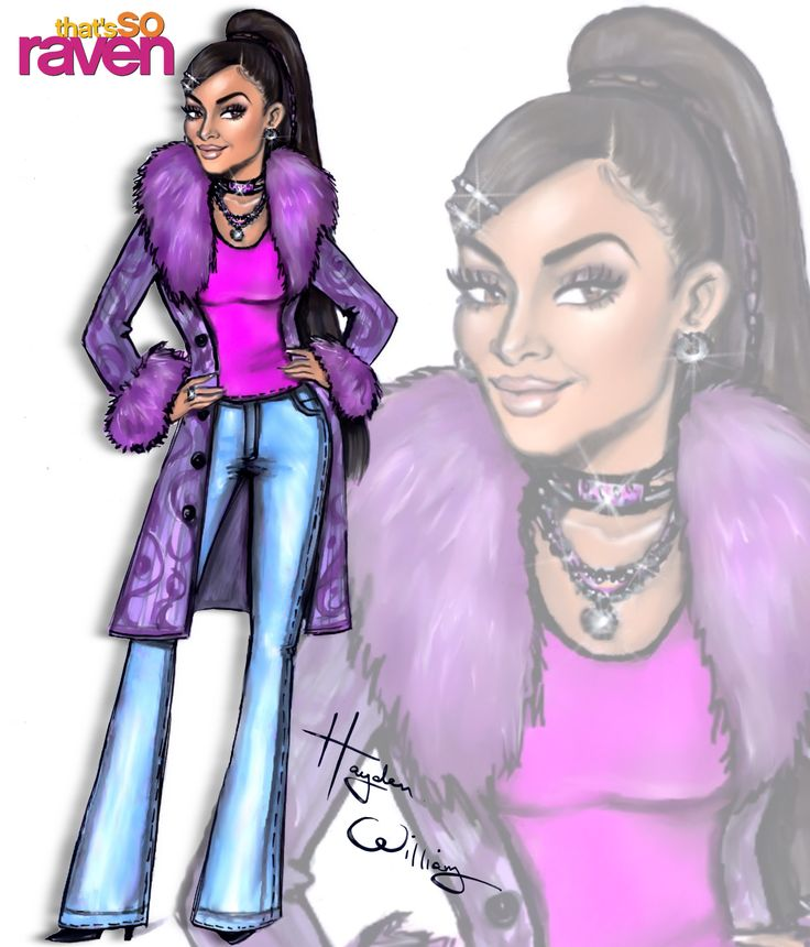 #ThatsSoRaven by Hayden Williams my 2 favorite things in the world!!