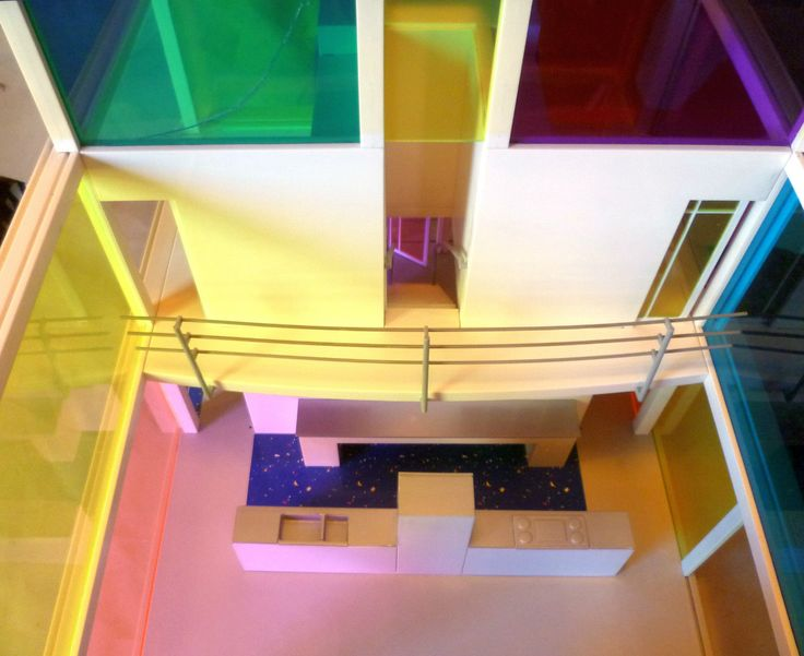 Bozart Kaleidoscope Dolls House - Laurie Simmons & Peter Wheelwright 2000 - Rare | eBay