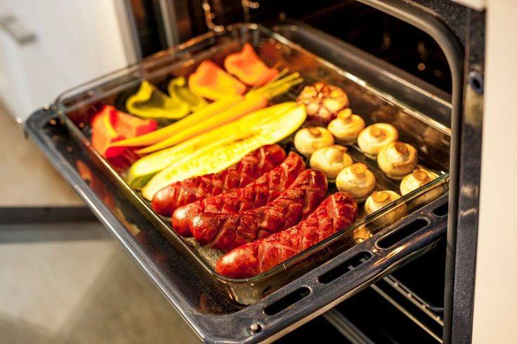 #BBQ #galicja #sausages #pepper #yummy #weekend #euro2016