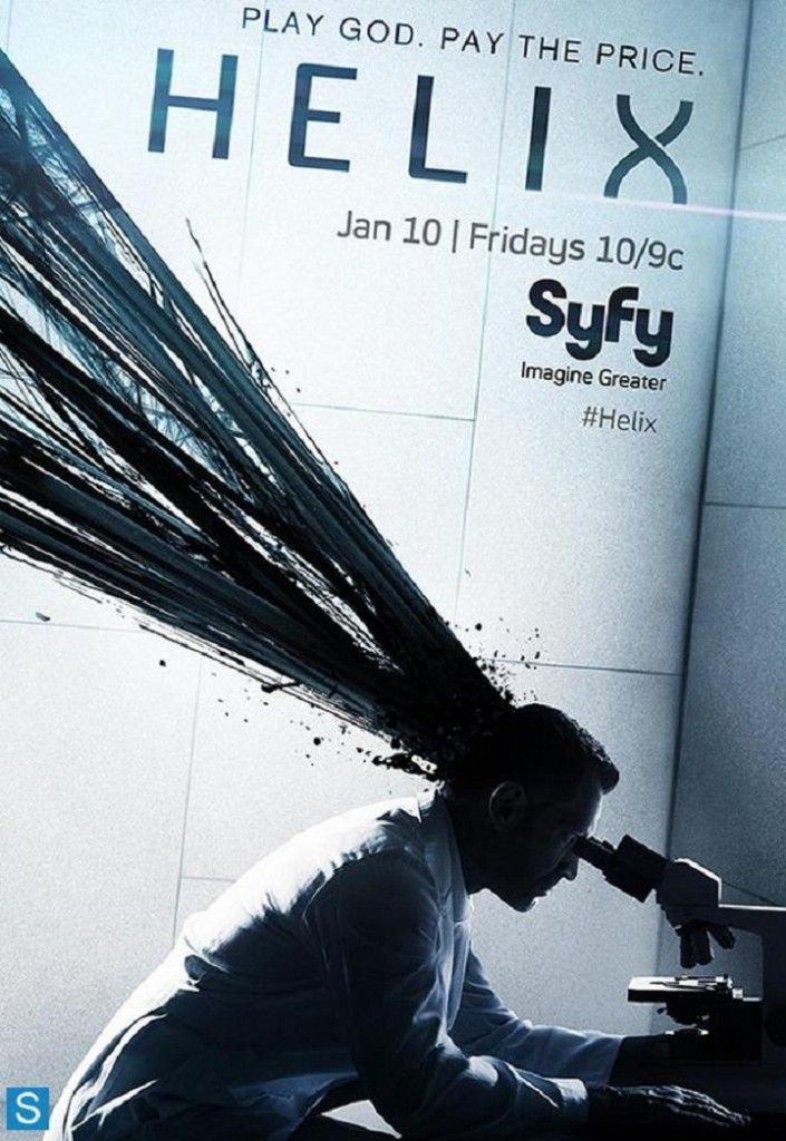 Syfy's Helix TV Series - First 15 Minutes Video and more!