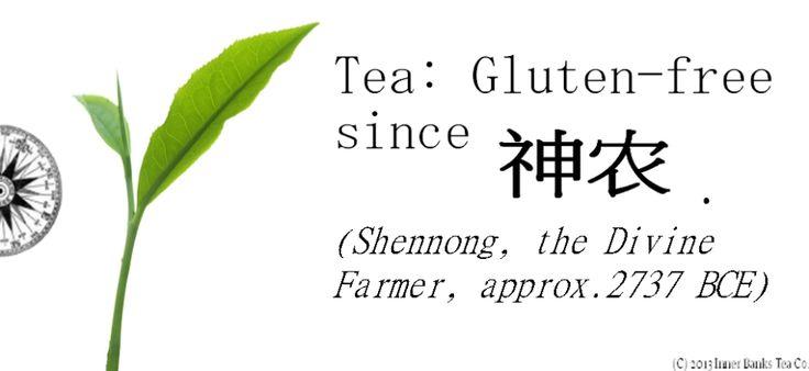 Gluten-free since 2737 BCE