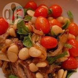 Lamb, mint and butterbean stew @ allrecipes.co.uk