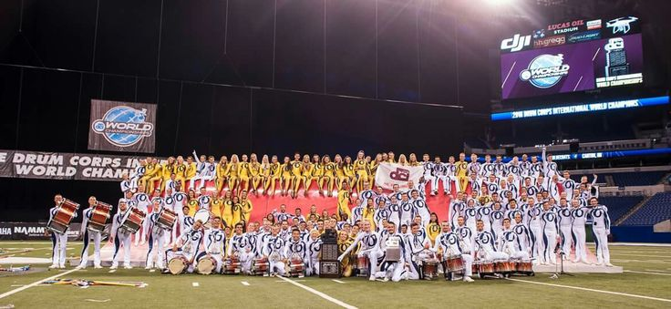 2016 Bluecoats Drum Corps International World Champions