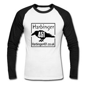 Harbinger451's Merchandise Mart offers Harbinger451's particular brand of merchandising - alternative clothing & accessories - geek chic & nerd necessities - for those with a bit of a dark side.