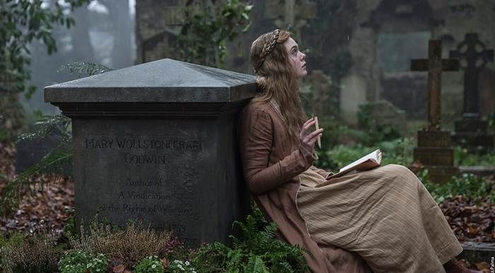 We're keeping tabs on Elle Fanning as Mary Shelley, the inner workings of Russia, and more. Before the weekend, take a moment with your Daily Blunt.