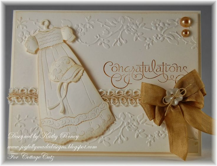 Joyfully Made Designs: Baby Congratulations