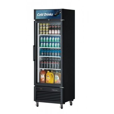 Turbo Air TGM-20SD Super Deluxe Single Door Upright Chiller #TurboAir #Refrigeration
