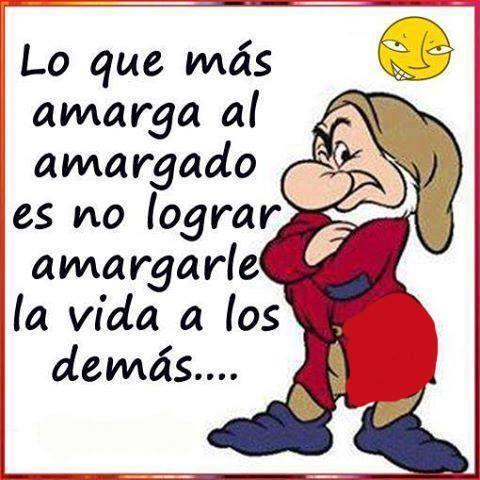 """CRÓNICAS PACHECAS: ERES """"AMARGAD@,MARGARIT@ O AMARGOS@ """" COMO DECIRSE..."""