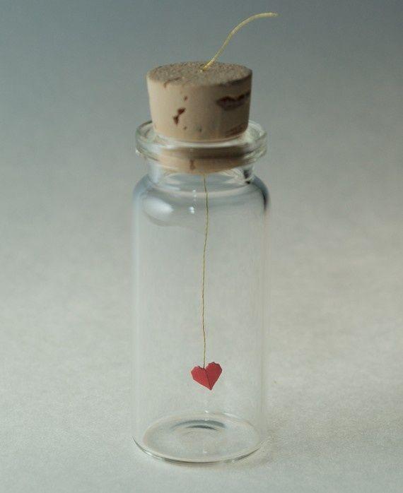 A little love in a bottle