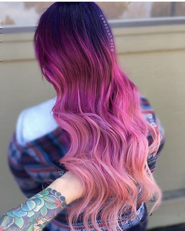 hair styles instagram 1000 ideas about pink hair highlights on 5892