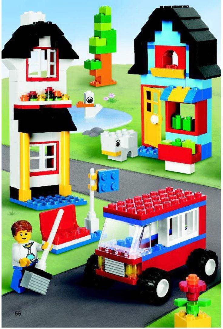 Bricks and More - LEGO Deluxe Brick Box [Lego 5508]
