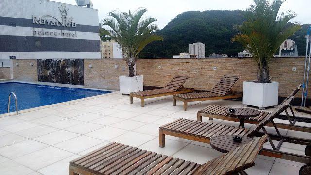 Luana Prazeires Collection: Hospedagem em Copacabana - Royal Rio Palace Hotel