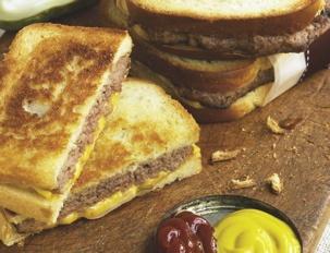 """Logan County Hamburgers"", an award winning recipe"