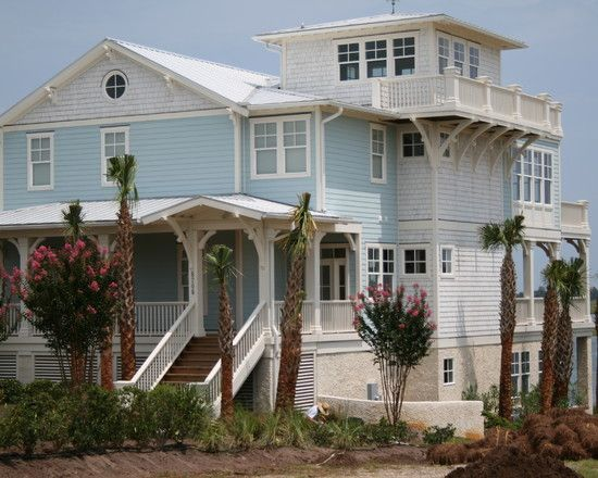 1000 images about beach house exterior design on for Beach house paint colors exterior