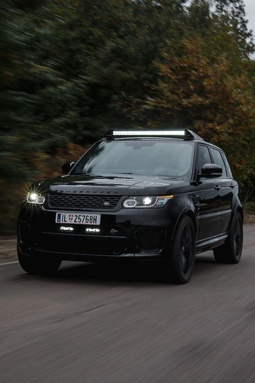 "Range Rover Sport SVR ""007 Spectre"" '2015 (#FTA)"
