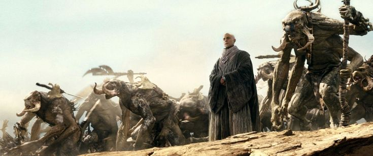 Mark Strong stars as Matai Shang in Walt Disney Pictures' John Carter (2012)