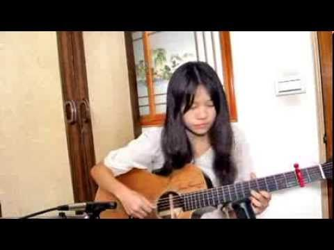 (Peter Finger) Sense Without Words - cover by Chi Chuan Hsu 許綺娟