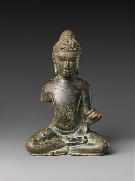 dating bronze buddha