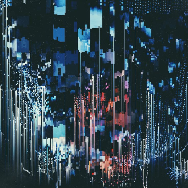 Glitched Images You'd Never Think Were Photographs | Pixel Study