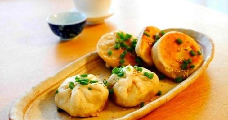 ゼラチンスープがじゅわーっと美味しい焼き小籠包♪ フライパンでできちゃうので、簡単です^^