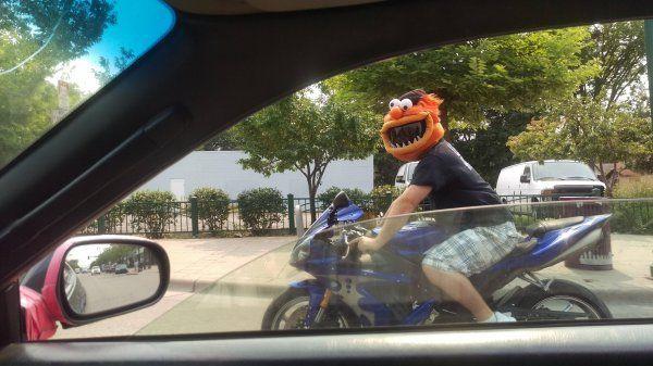 Schöner Helm