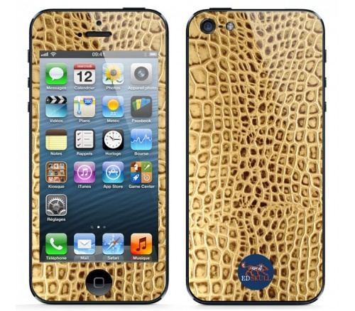 Bright #Brown #Snake #Skin for #iPhone5. #Fashionistas