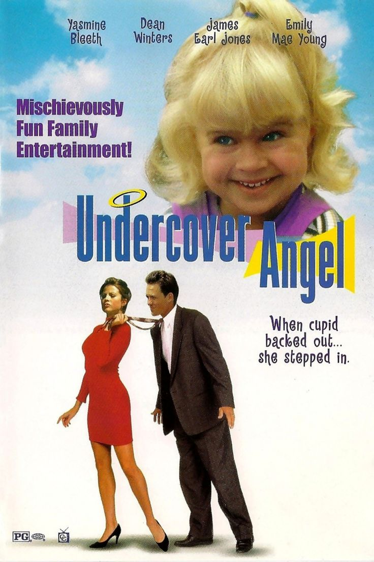 Undercover Angel, also known as Un vrai petit ange (French title in Canada), is a 1999 film by writer/director Bryan Michael Stoller. The romantic comedy starred Yasmine Bleeth, Dean Winters, Emily Mae Young, Lorraine Ansell, Richard Eden, James Earl Jones and Casey Kasem. Plot: A writer with no focus in his work, becomes the unwilling babysitter of a precocious little girl who turns his life around.