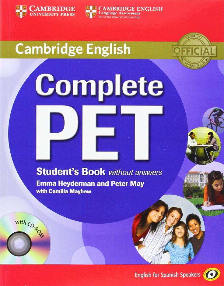 descargar libro complete pet cambridge pdf