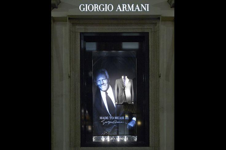 Giorgio Armani Made To Measure
