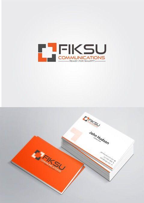 Help FIKSU Communications beat the big guns by GraphicsExperts