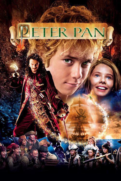 Watch Peter Pan 2003 Full Movie Online Free