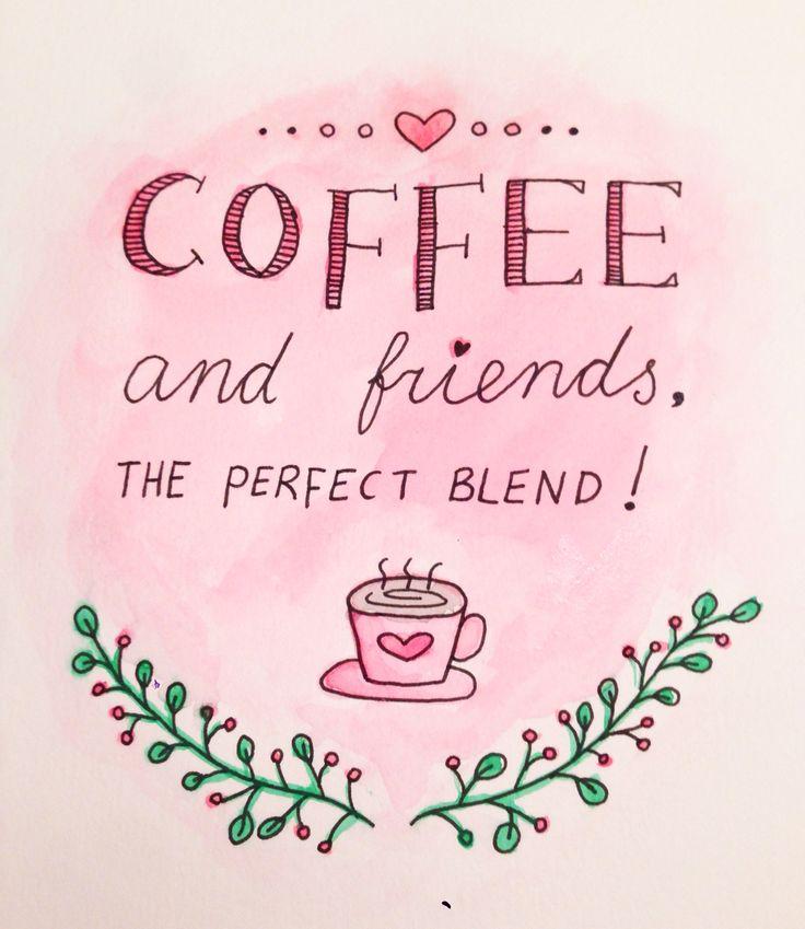 Coffee en friends @GoossensVormgeving