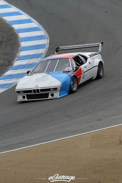 M-1 BMW Laguna Seca by eGarage.com, via Flickr