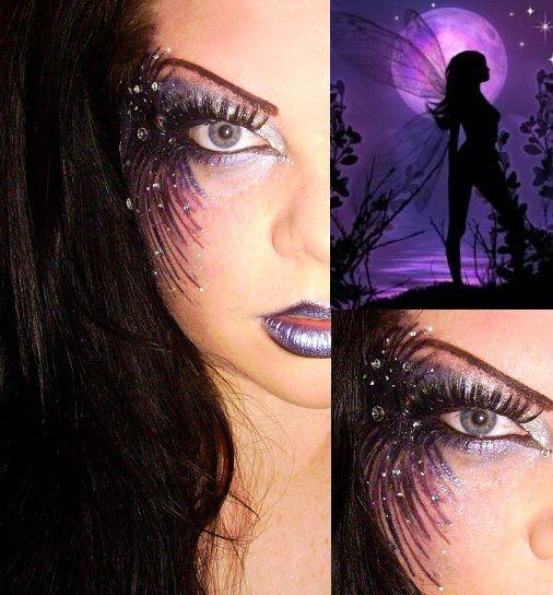 010-2123 Dark Fairy by wilsonstonebrook