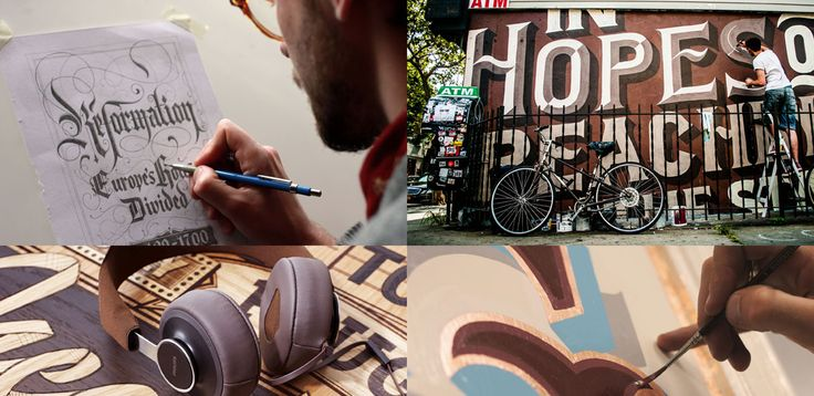 how to become a typographer