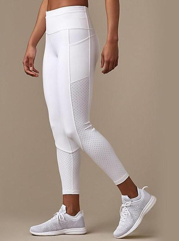 0323aeebd18ab Pamela Leggings in 2019 | Workout | Mesh yoga pants, Yoga pants with ...