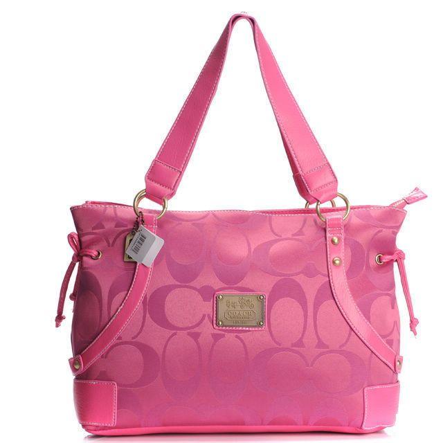 It's Coach & It's Pink...what a winning combination!!: Coach Coach, Coach Pink, Coach Handbags, Coach Bags, Coach Purse, Cheap Coach, Bags Clutches Purses, Coaches