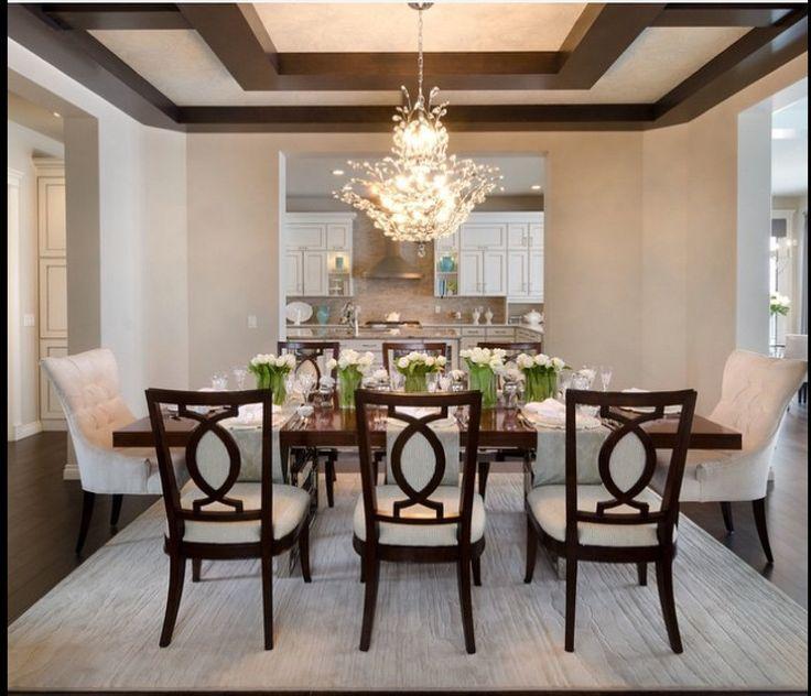 267 Best Dining Rooms Images On Pinterest  Dining Room Design Enchanting Dining Room Empire Decorating Design