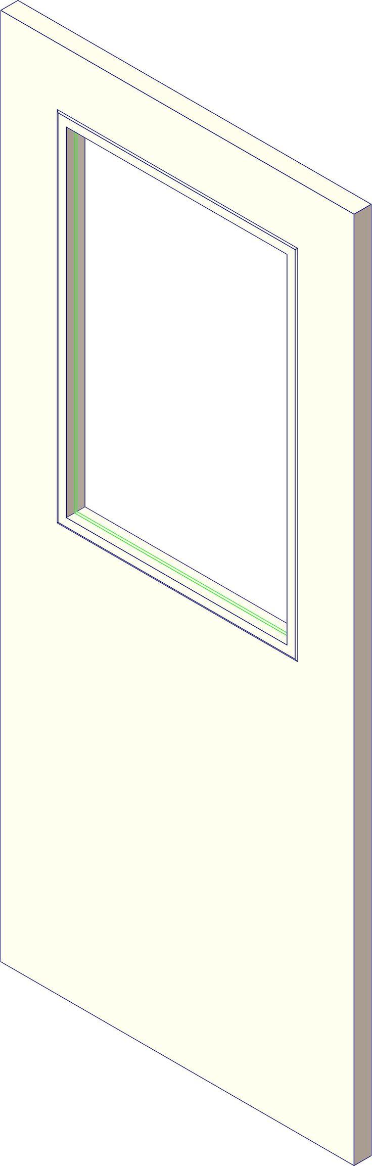 Republic Doors and Frames FEMA 320 | (Software) Revit | Pinterest .  sc 1 st  Lamegapromo.info & Attractive Republic Doors And Frames Collection - Ideas de Marcos ...