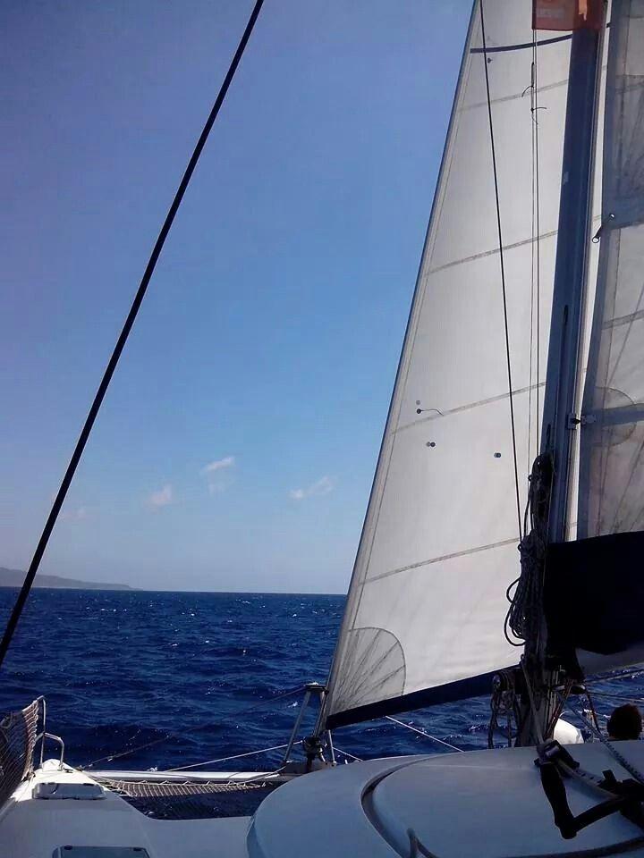 veleggiando verso l'asinara