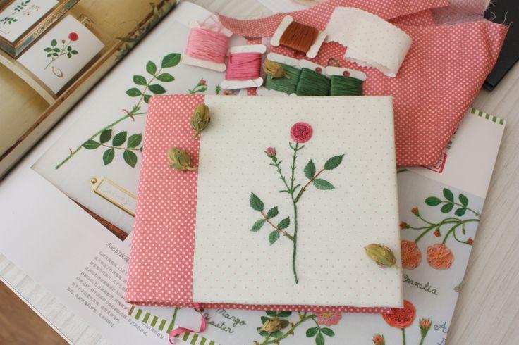 Акварельная роза / Watercolor rose