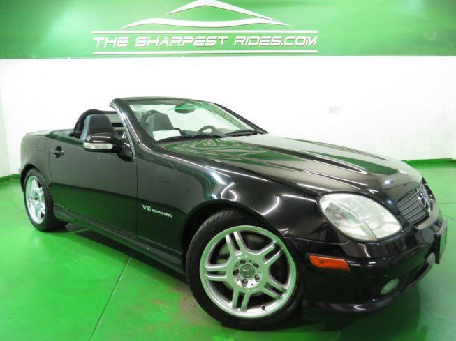 Cars for Sale: Used 2002 Mercedes-Benz SLK 32 AMG for sale in Englewood, CO 80110: Convertible Details - 466465591 - Autotrader