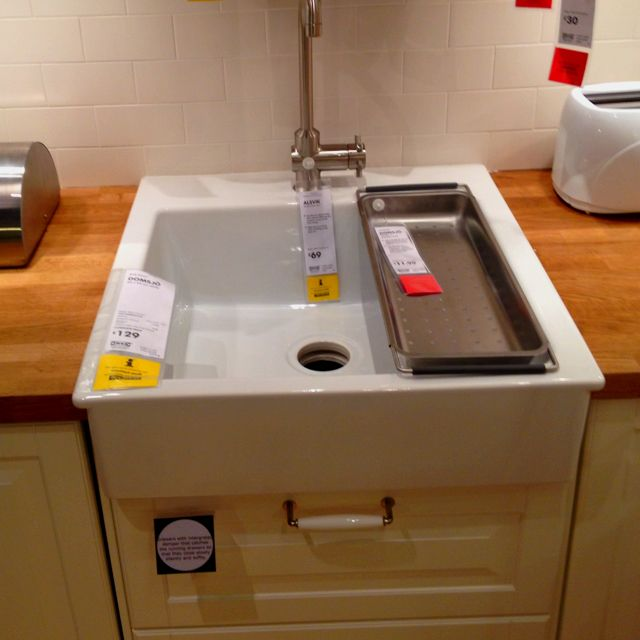 Domsjo Sink Non Ikea Cabinet ~ 1000+ images about domsjo sink on Pinterest