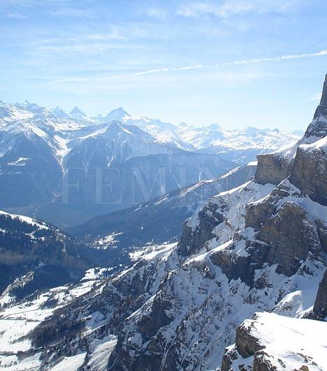 Gemmi-hegy, Svájc I www.femina.hu